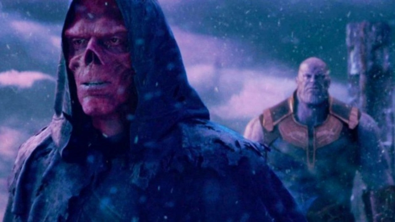 The Future Of Red Scull In The MCU Revealed