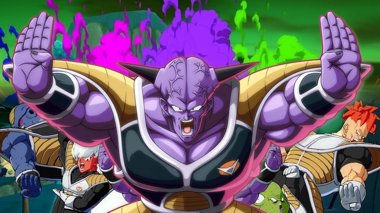 Dragon Ball Super Voice Actor Talks About Captain Ginyu Returning Again Nerds4life
