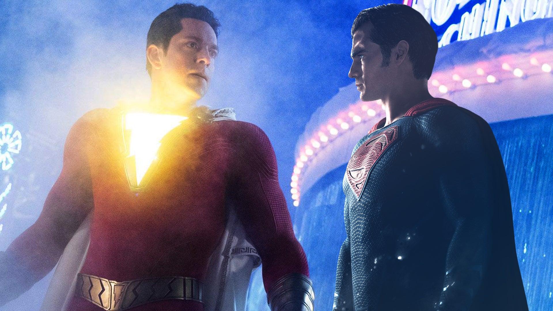 Shazam & Superman -Nerds4life