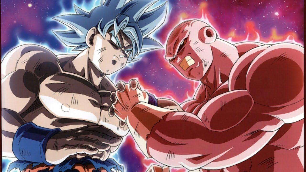 Dragon Ball Super Episodes 118-131