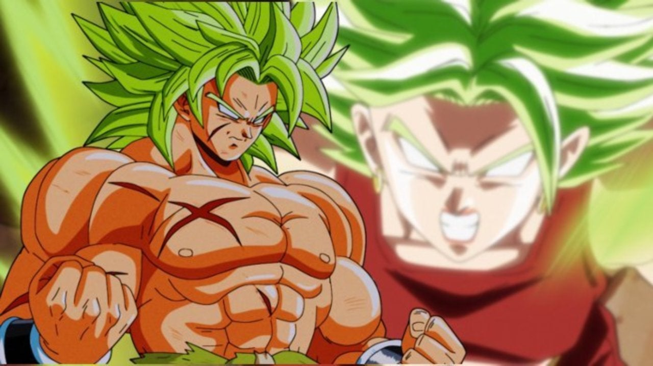 Will Kale Train Broly In Dragon Ball Super's Next Arc?