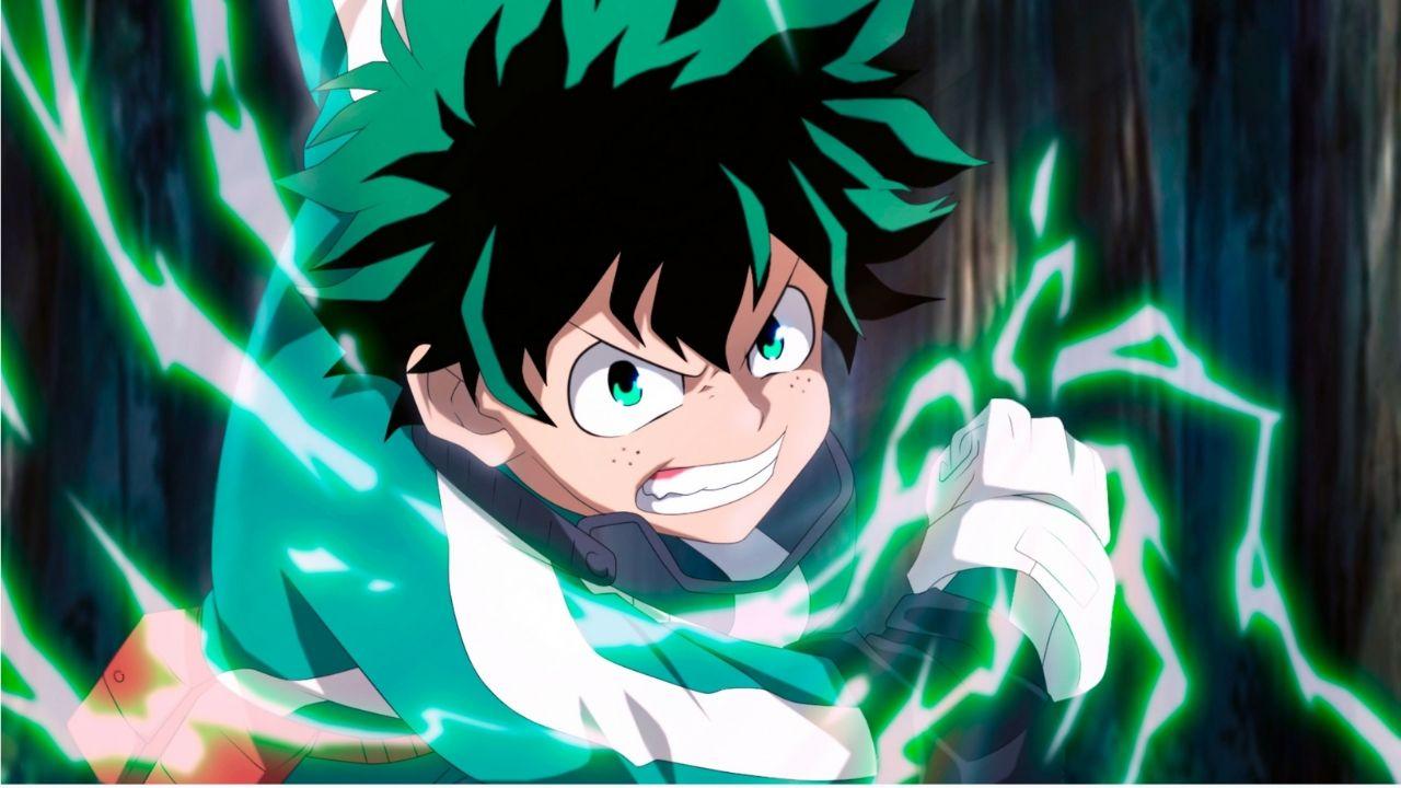 "My Hero Academia ""Boku No Hero Academia"" Manga Chapter 273: Death"