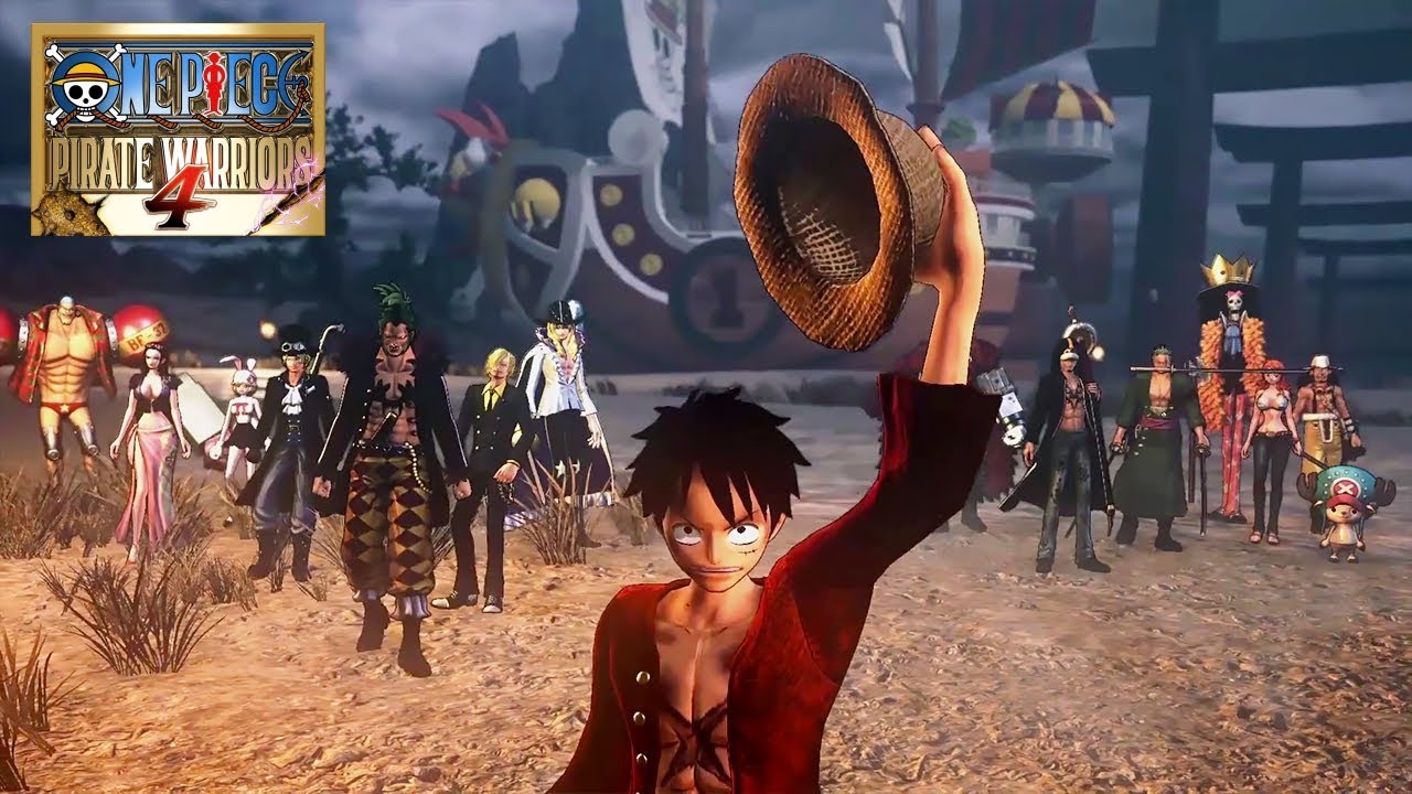 One Piece: Pirate Warriors 4 DLC - Appart From Charlotte Smoothie Who Else Are We Getting?
