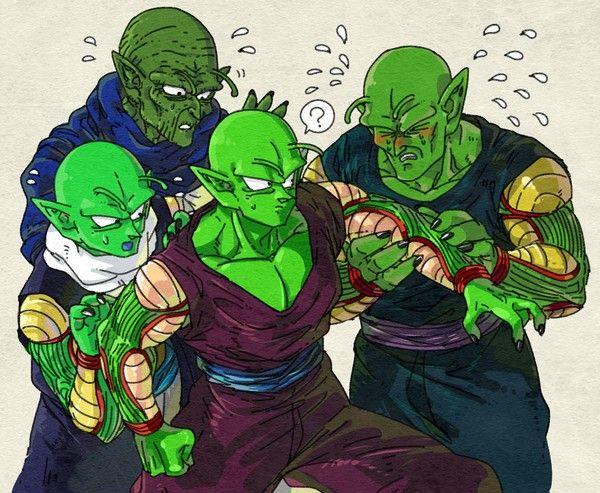 Dragon Ball Super: Piccolo's Fusion With Nail & Kami Isn't Permanent