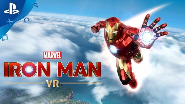Marvel's Iron Man VR Releases Behind-the-Scenes Video