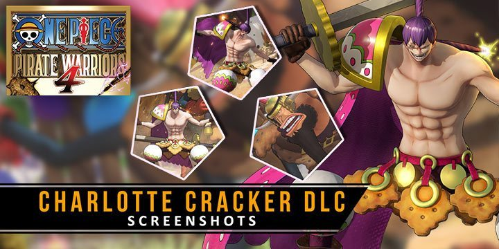 One Piece: Pirate Warriors 4 DLC Adding Charlotte Cracker - Sneak Peek Revealed