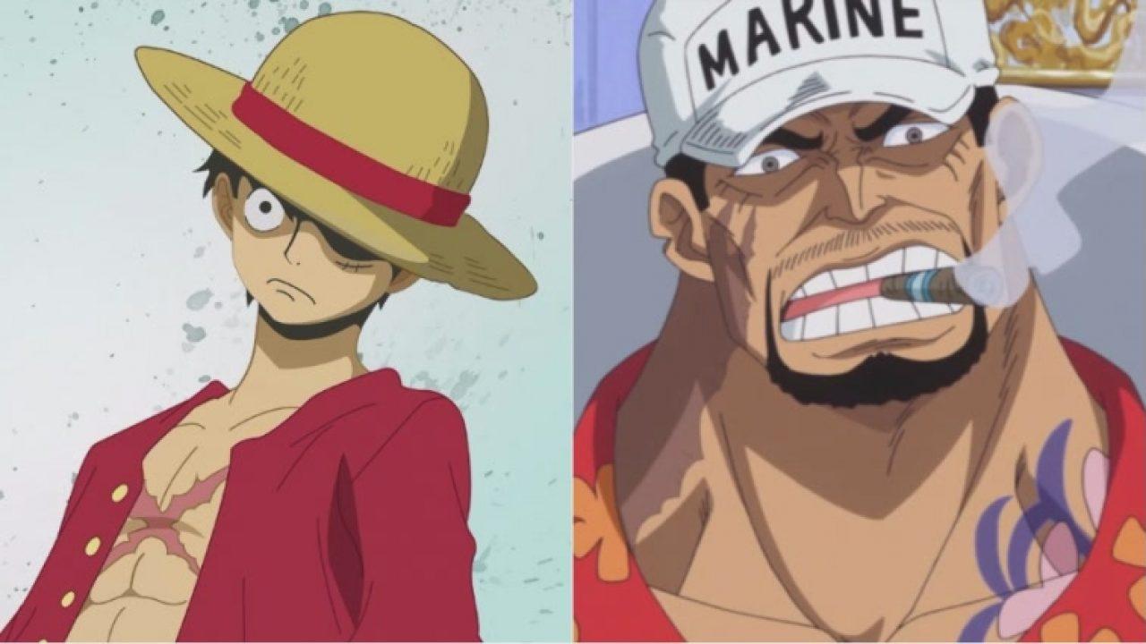 Will Sakazuki Akainu Join Luffy & His Crew?