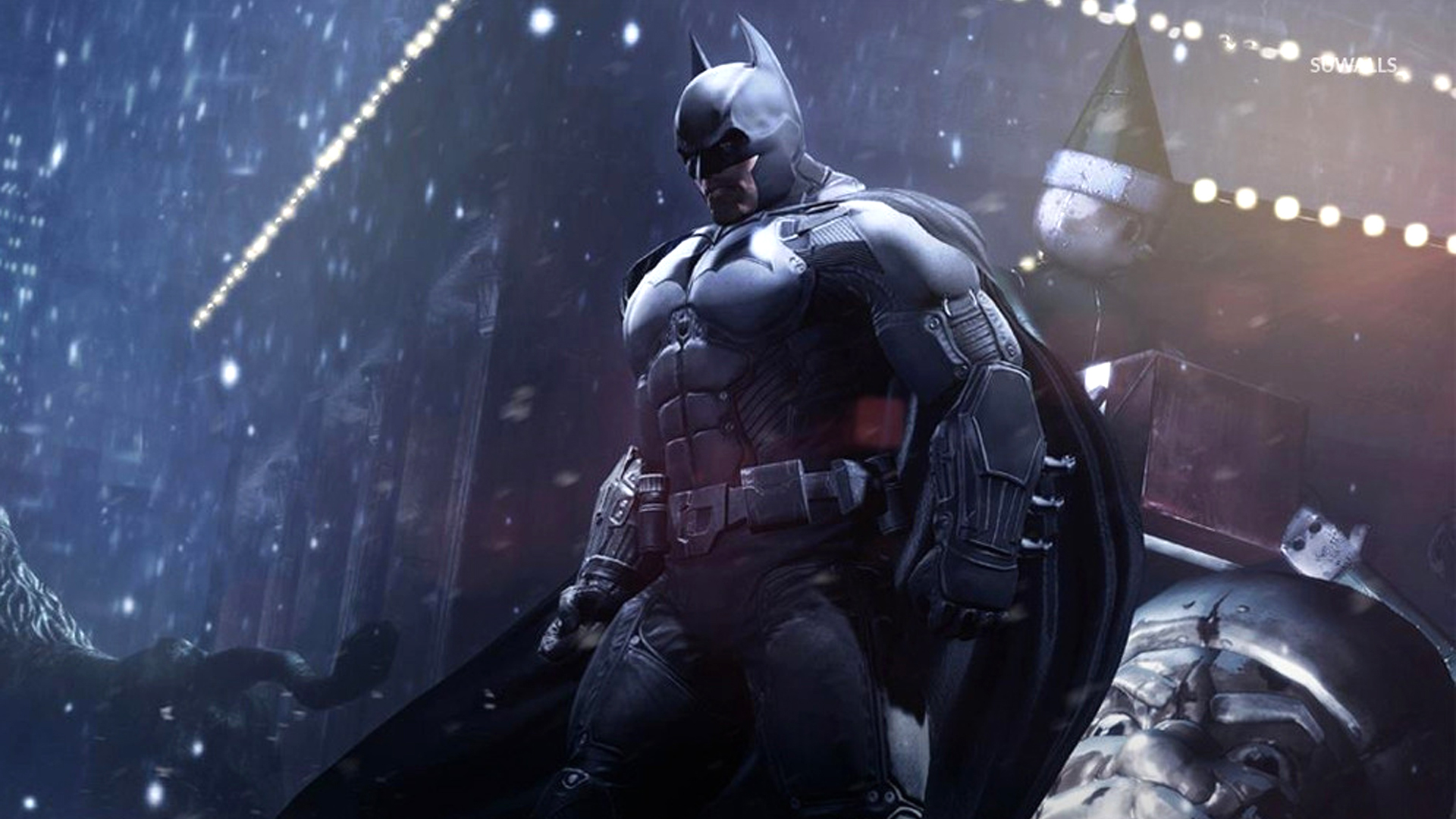 New Upcoming Batman Arkham Game Coming Sooner Than Expected