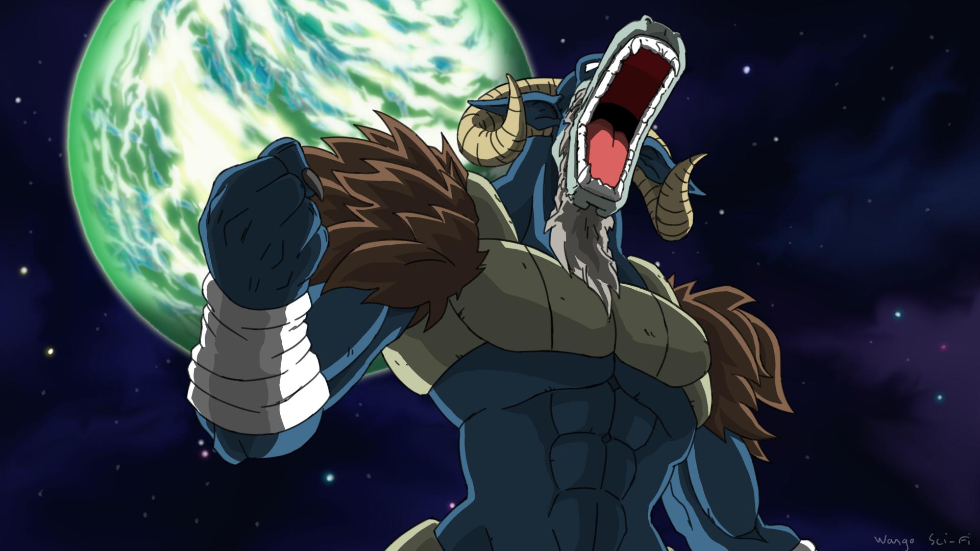 Dragon Ball Super Manga Chapter 62: Moro's Full Power Revealed