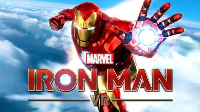 New Marvel's Iron Man VR Trailer Released