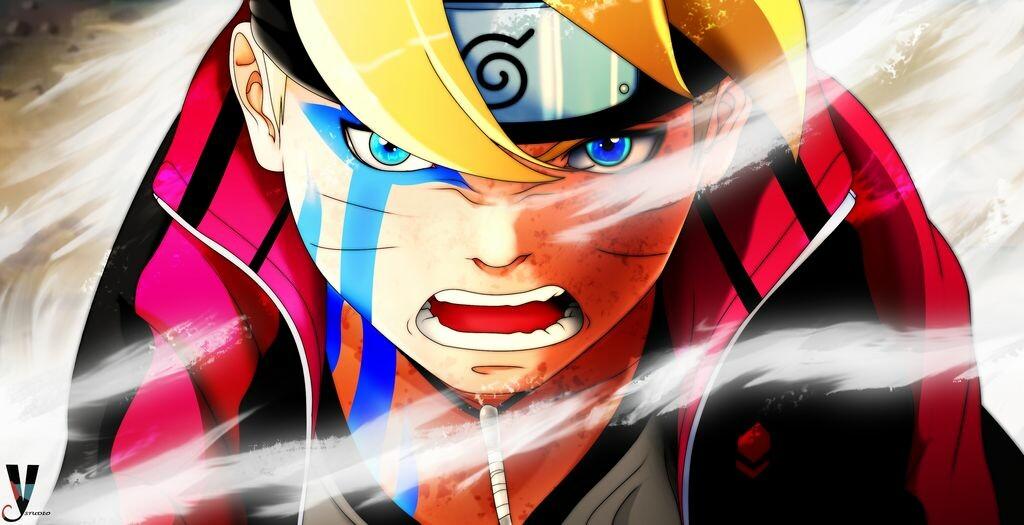 Boruto Manga Reveals Sasuke's & Naruto's Future Training With Boruto