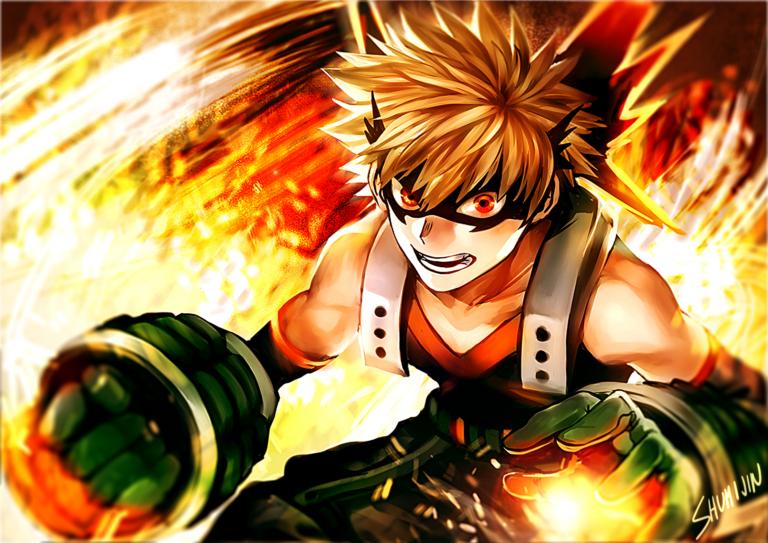 My Hero Academia Chapter 278: Katsuki Bokugo's Powers ...
