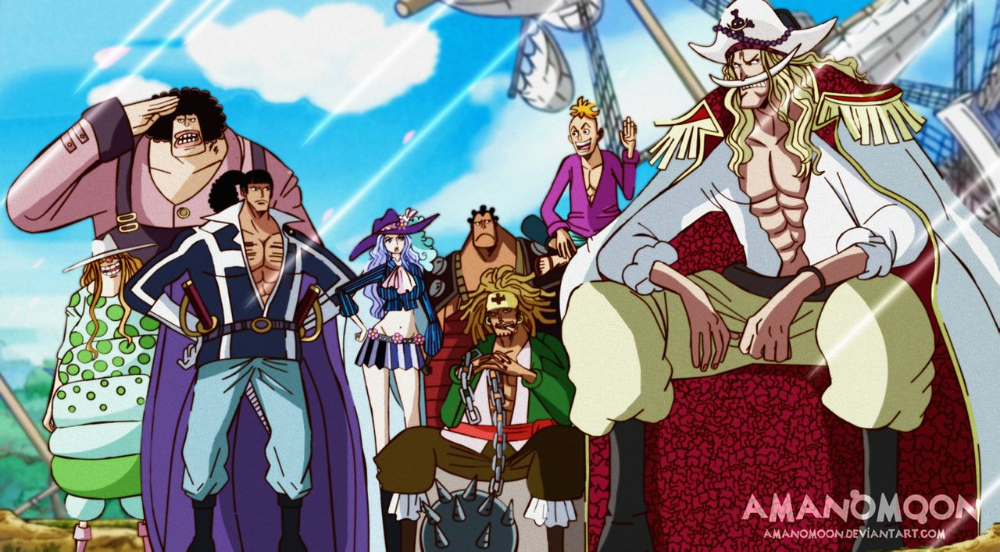 Whitebeard's Anime Return: A Different Version Of Whitebeard