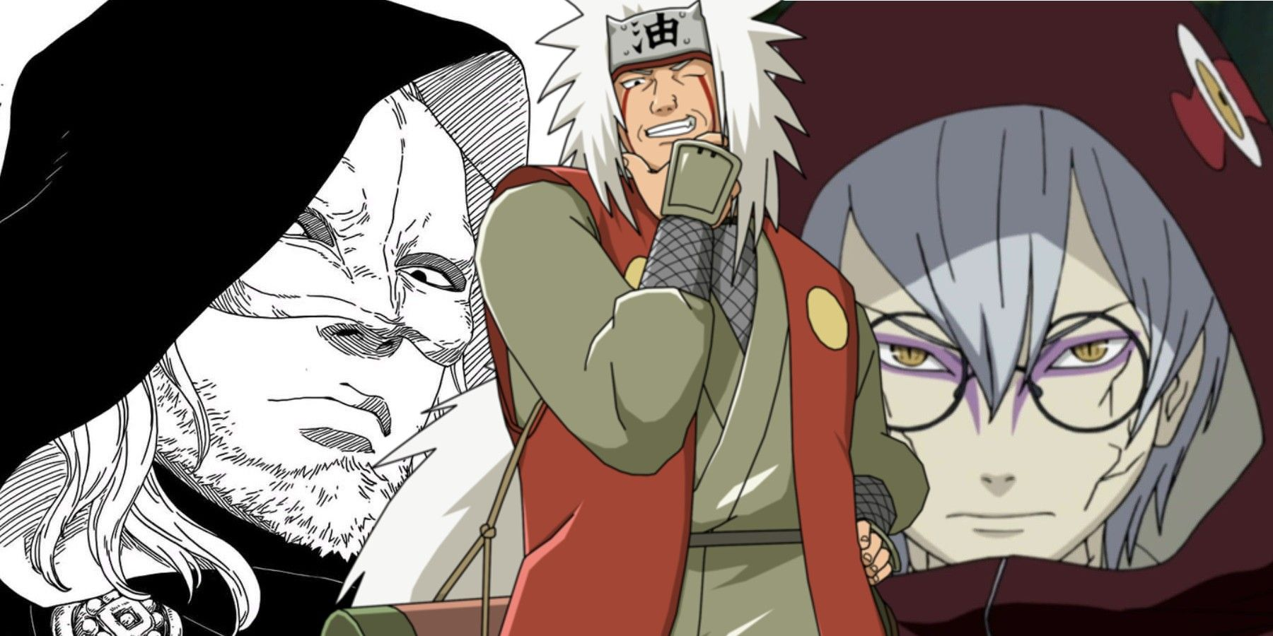 Is It Now Impossible To Reanimate Jiraiya & Kashin Koji?