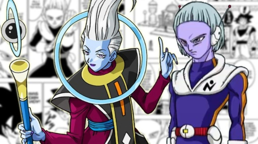 Dragon Ball Super Manga Chapter 63: Whis Joins The Fight