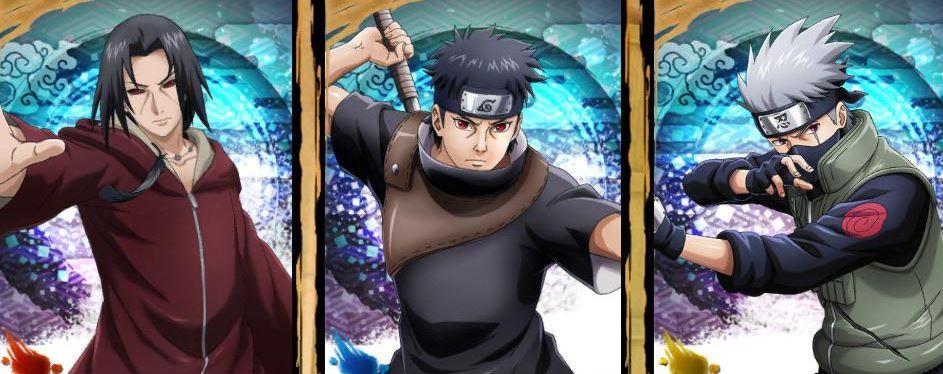 Naruto To Boruto Shinobi Striker: Kakashi, Itachi & Shisui Susanoo's Coming