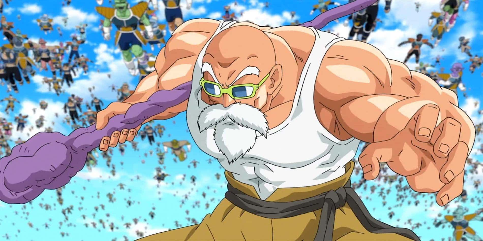 Why Does Every Dragon Ball Z Game Forget About Master Roshi?