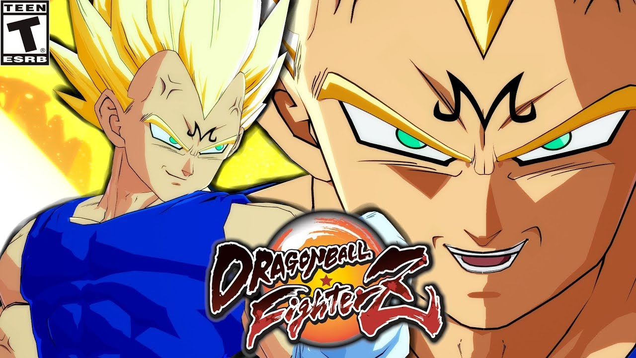 Dragon Ball FighterZ: Is Majin Vegeta Coming In Upcoming DLC?