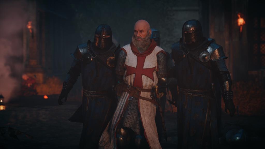 Assassins Creed: Paris 1312 - Fall Of The Templar Order