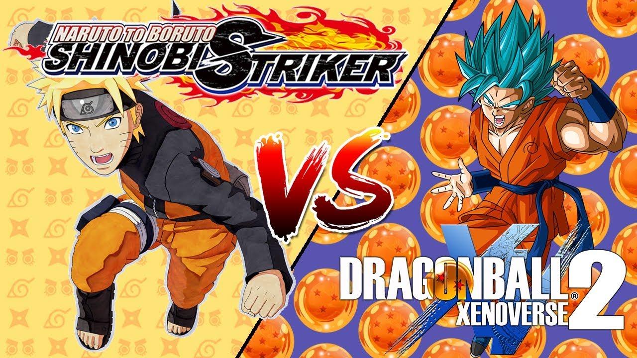 Dragon Ball Xenoverse 2 & Naruto To Boruto: Shinobi Striker - Which Is Better?
