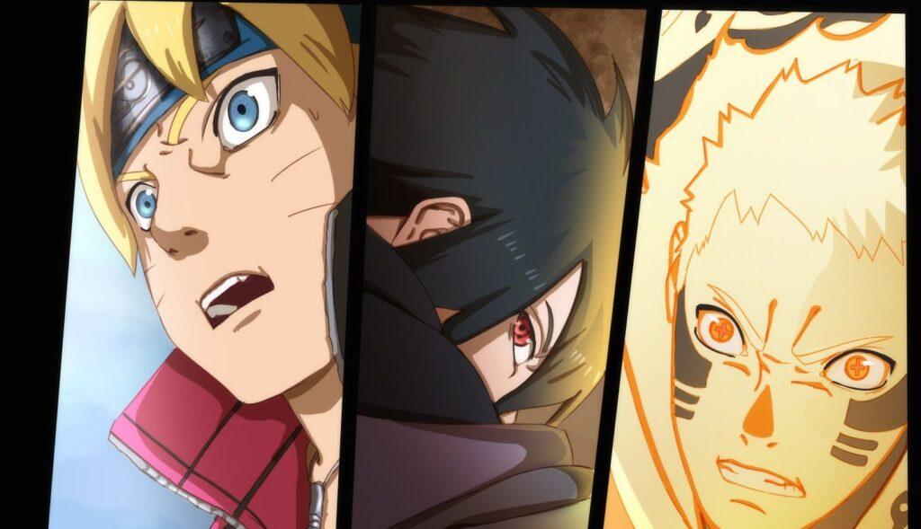 Boruto Manga Chapter 53: Sasuke Will Sacrifice Himself To Save Naruto