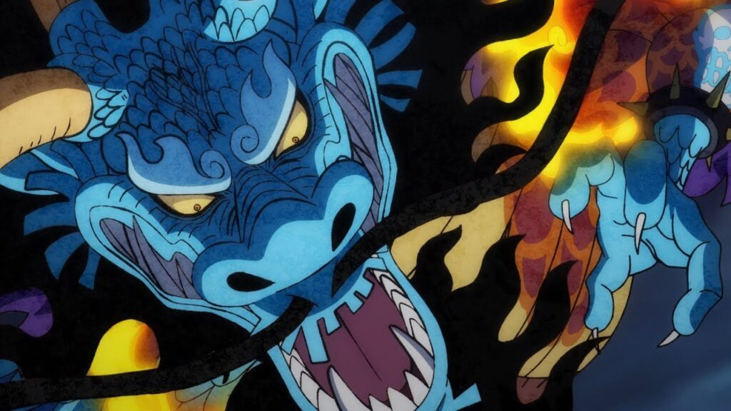 One Piece 993: Former Roger Pirates Are Pushing Kaido Back