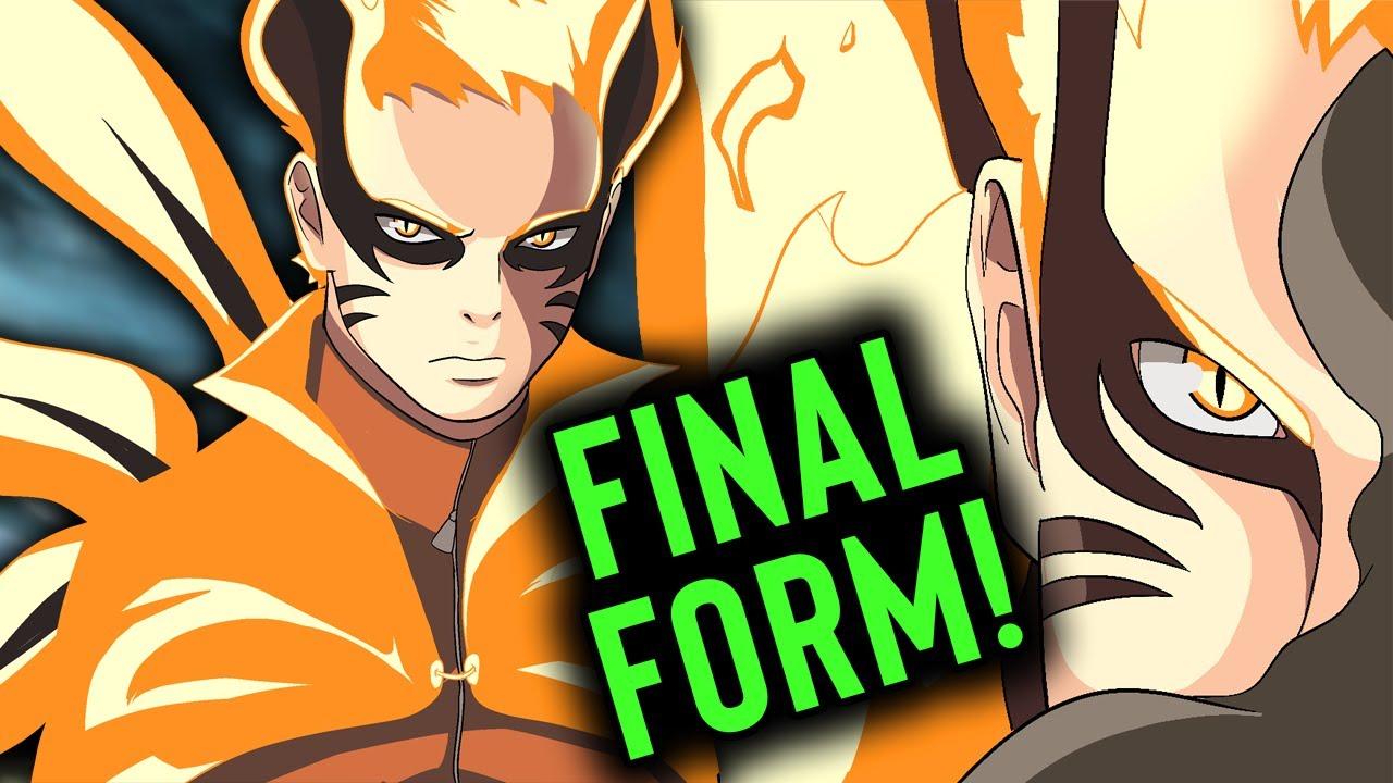 Naruto To Boruto: Shinobi Striker - Naruto's New Form DLC?