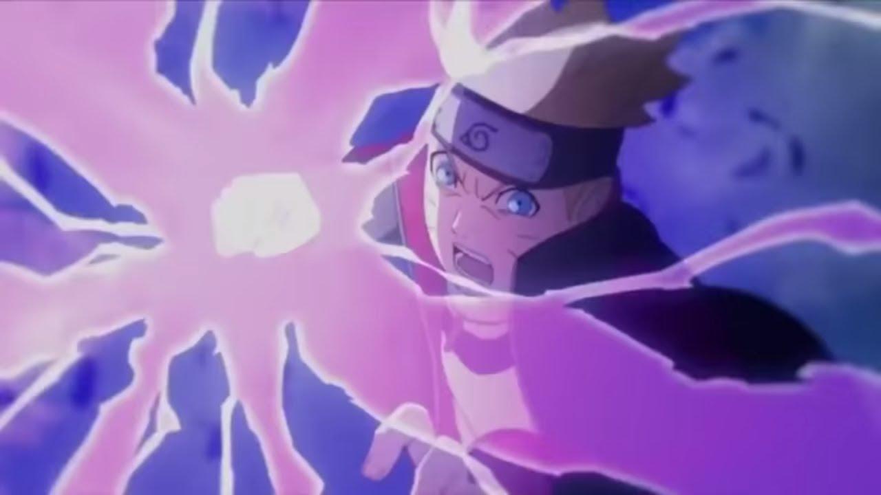 Leaks Reveal Kakashi Will Be Teaching Boruto Purple Lightning