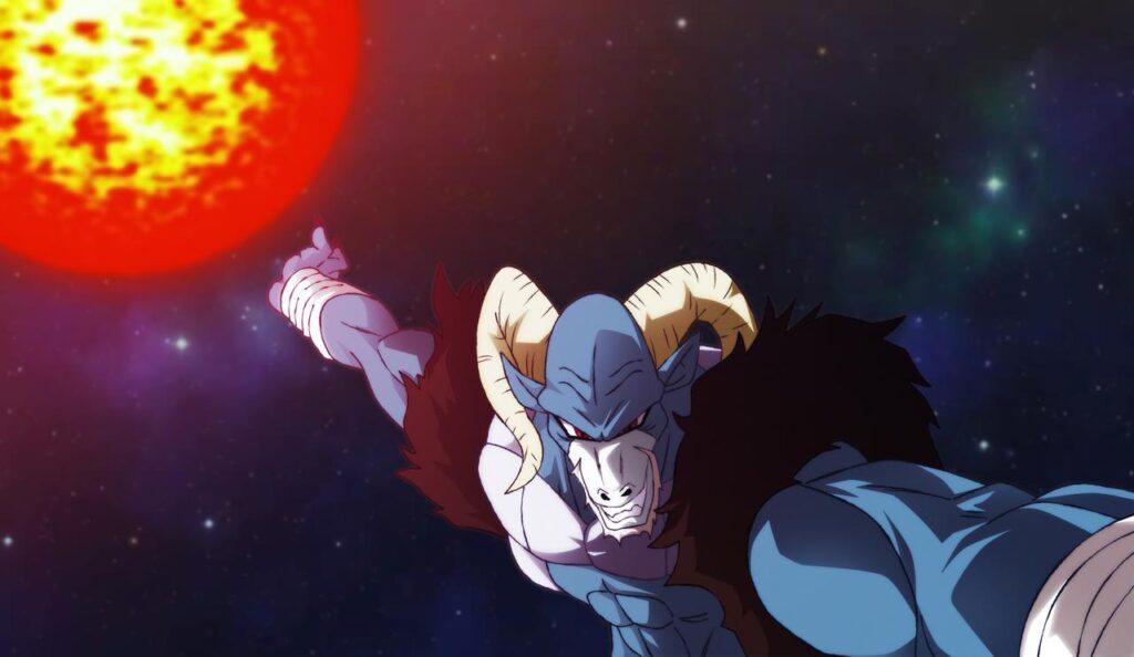 Dragon Ball Super Chapter 65: Leaked Manga - Moro Eats A Senzu Bean