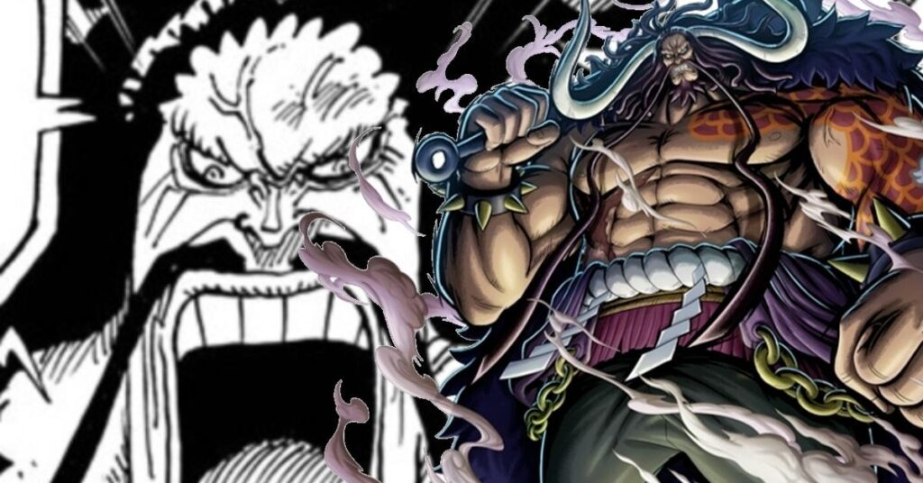 One Piece Chapter 994: Leaked Manga & Spoilers - Kaido Talks Of Death