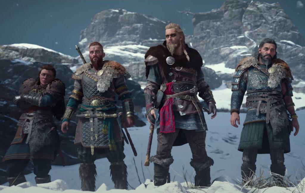 Assassin's Creed: Valhalla - I Really Miss The Spartan Kick