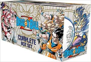 Dragon Ball Z Complete Box Set