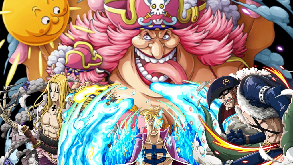 One Piece Chapter 995: Spoilers & Leaked Manga (Ice Demon Infected Strawhat)