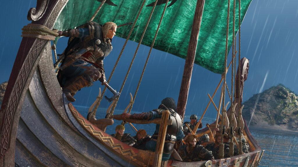 Assassin's Creed: Valhalla - I'm Loving This New Vessel Speed