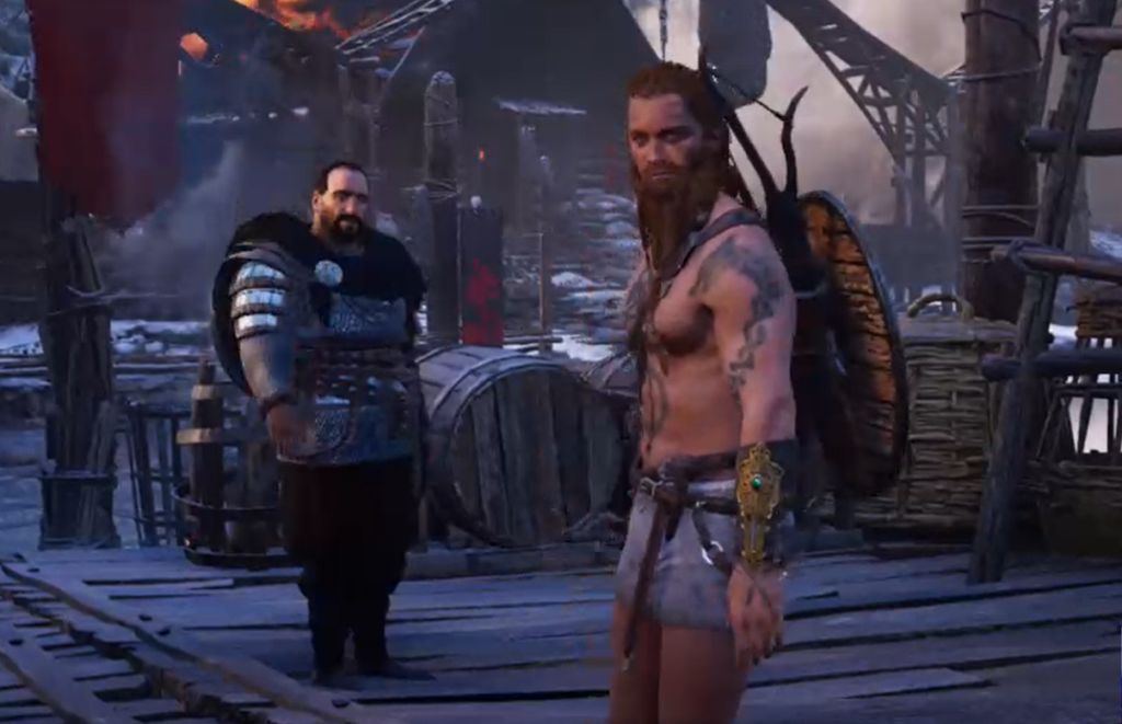F$*k It! I'm Playing All Of Assassin's Creed: Valhalla Without Clothes