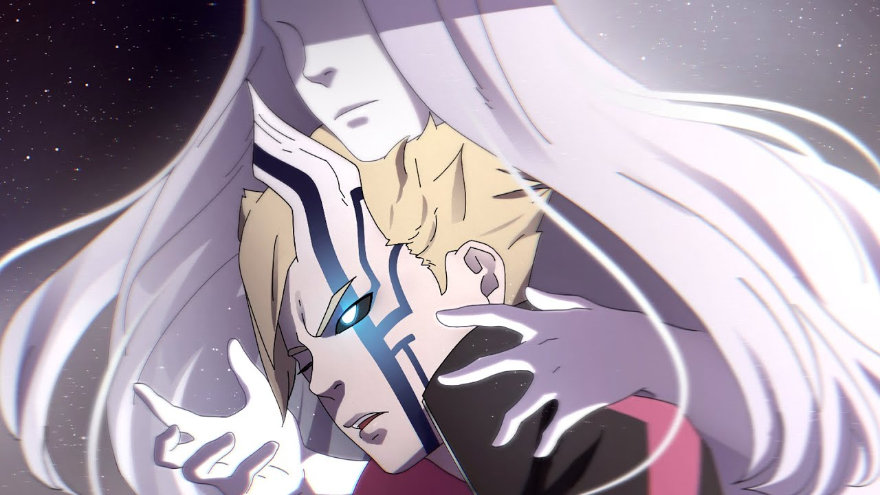 Boruto Manga Chapter 53: Boruto Unleashes Momoshiki's Power