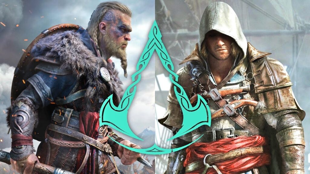 Assassin's Creed: Valhalla - Is Eivor Related To The Kenway's?