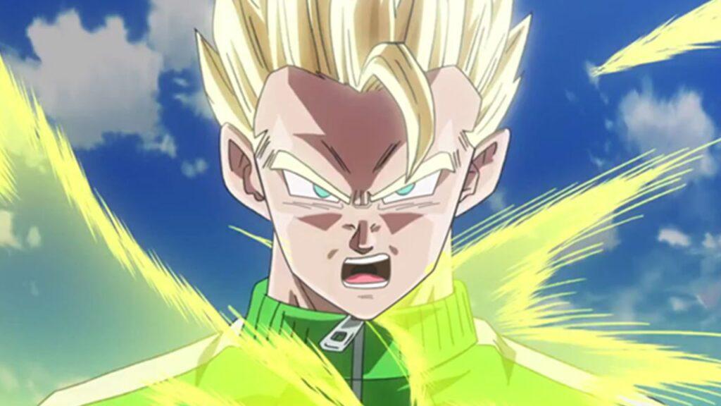 Dragon Ball Z: Kakarot DLC 2 - Gameplay & No Green Jump-Suit Gohan