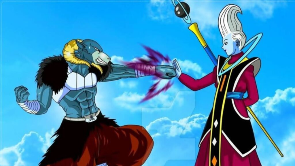 Dragon Ball Super Chapter 66: Leaked Manga - Whis Joining The Fight