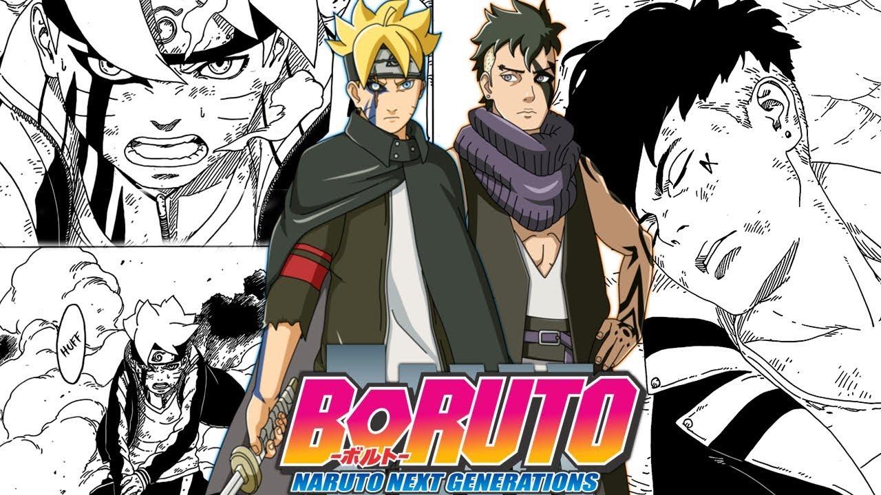 Is Boruto Manga Switching To Weekly Chapters With Kishimoto Back?