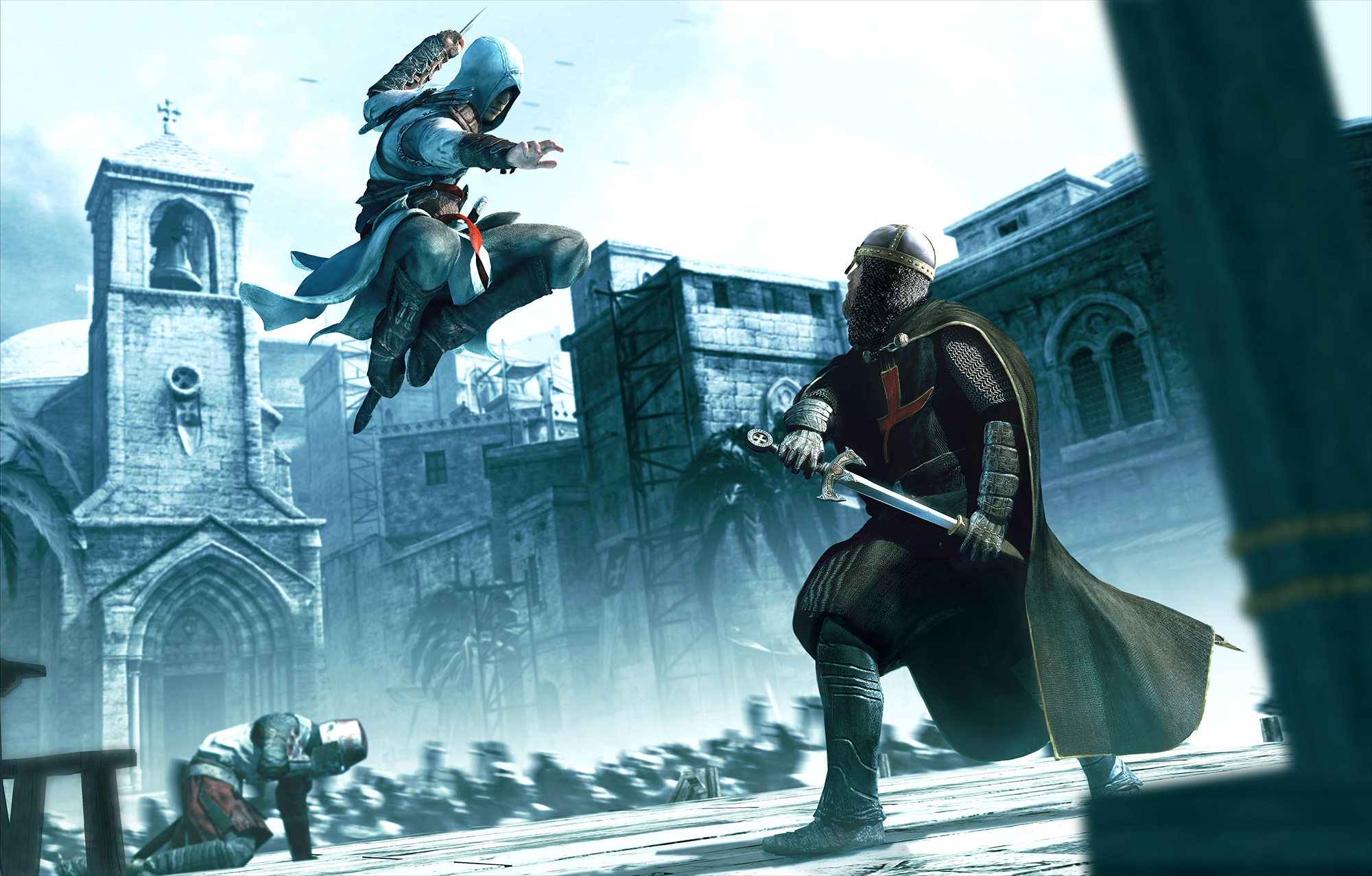 Will The First Assassin's Creed Be Remastered For Xbox Series X & PS5?