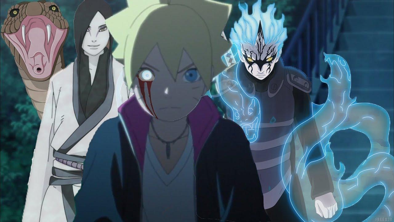 What If Boruto Uzumaki Was Evil In Boruto Naruto Next Generations?