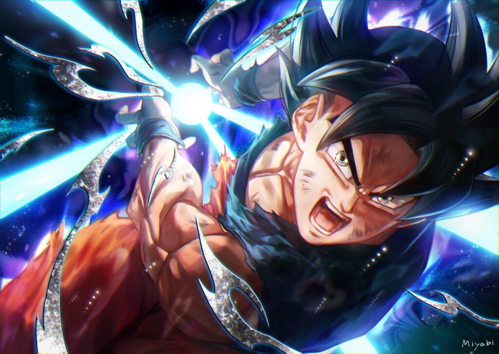 Dragon Ball Super Manga Confirms There's A Power Above Goku's Ultra Instinct