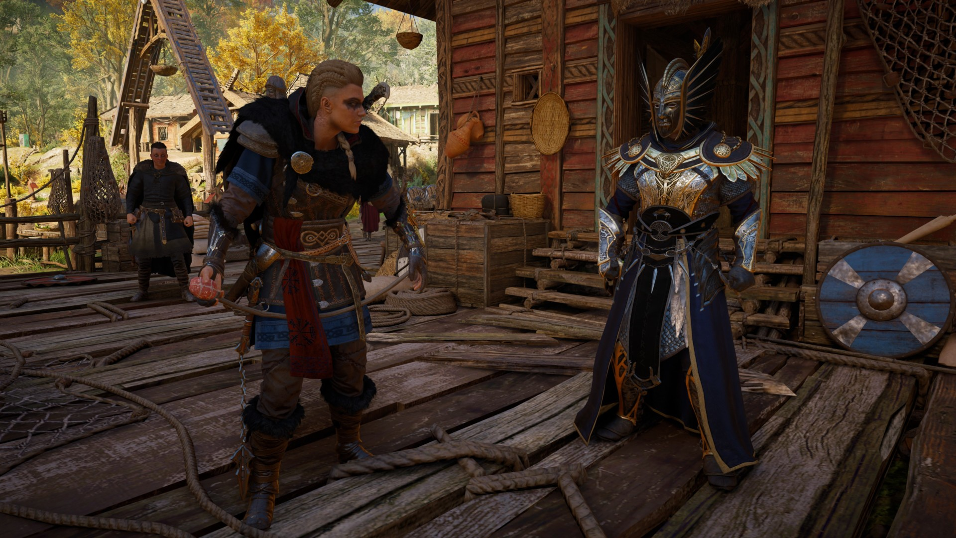 Assassin's Creed: Valhalla - Armor Customization Update Confirmed