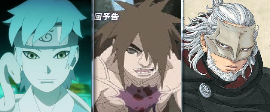 Kū Is A More Realistic Clone Than Mitsuki & Kashin Koji