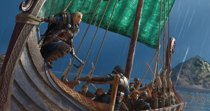Assassin's Creed Valhalla: Transporting Ships On Land