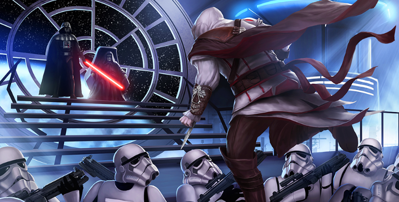 Will Ubisoft Introduce Star Wars To The Assassin's Creed Universe?