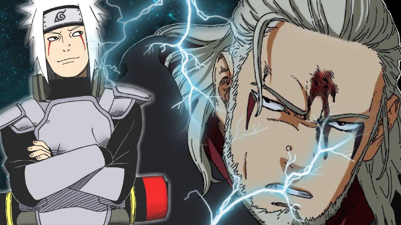 Why Didn't Boruto Anime Use Jiraiya Voice Actor For Kashin ...
