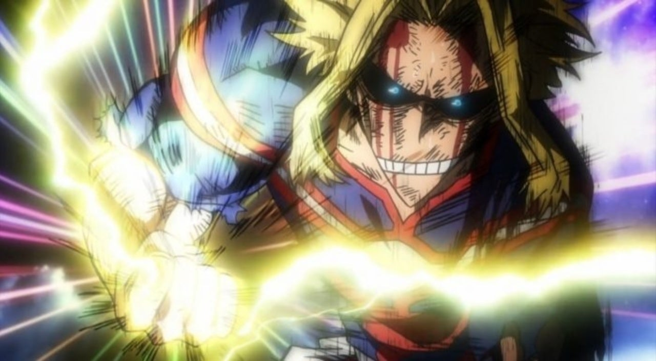 Will All Might Die In My Hero Academia (Boku no Hero Academia)?