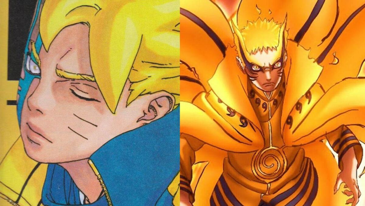 Boruto Manga Hints That Naruto Uzumaki Has Died